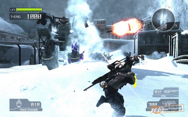 La soluzione di Lost Planet: Extreme Condition