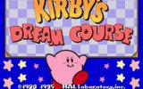 Kirby's Dream Course - Recensione