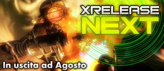 XRelease Next: Agosto