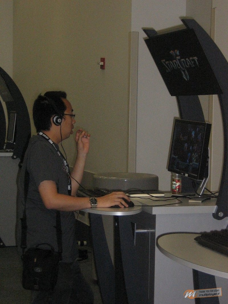 StarCraft 2 - Provato al BlizzCon 2007