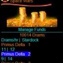 2001 gestionale nello spazio