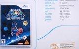 Un nuovo packshot per Mario Galaxy