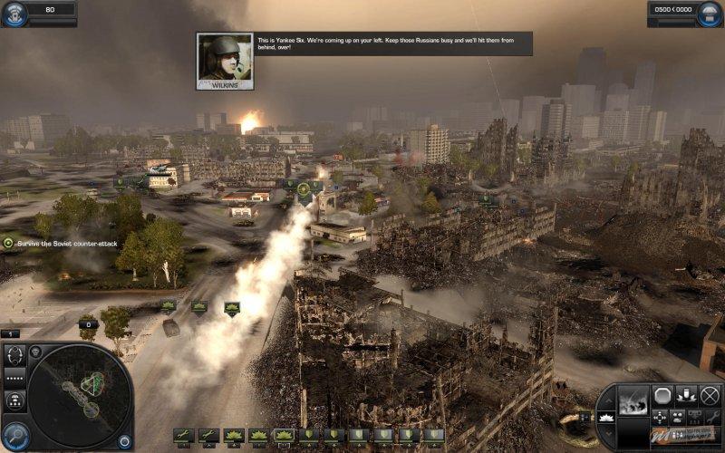 Aggiornato l'editor di mappe di World in Conflict