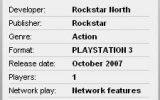 GTA IV su PS3 ad ottobre?