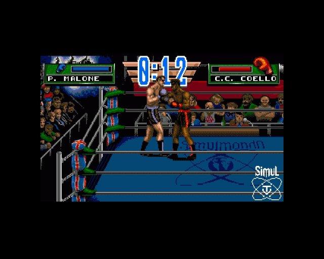3D World Boxing