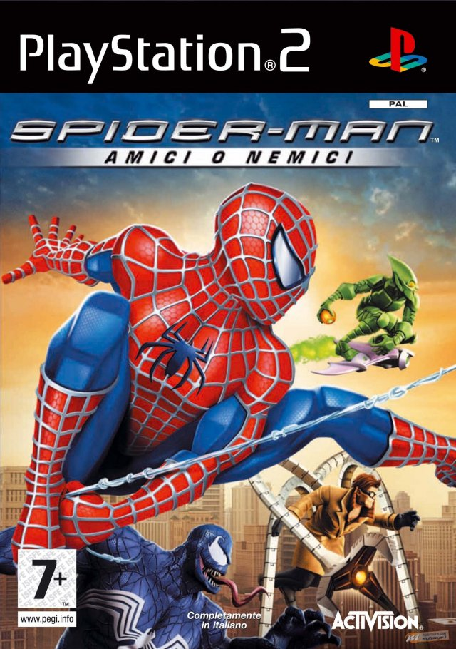 Spider-Man: Amici o Nemici