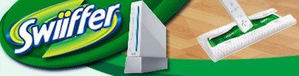 Uno swiffer per il Wii