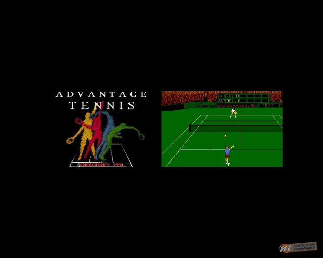 Advantage Tennis