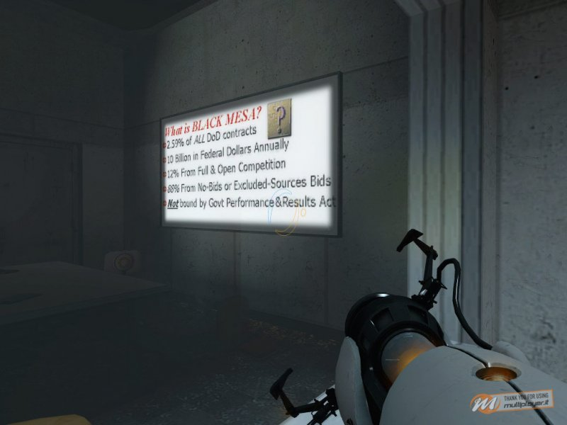 La soluzione di Portal