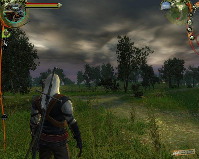 The Witcher: Rise of the White Wolf - Anteprima