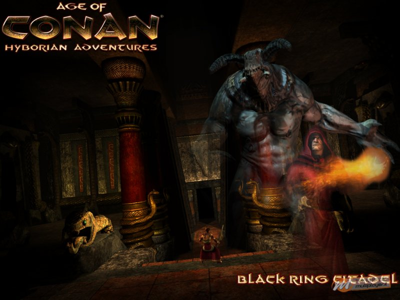 Age of Conan: Hyborian Adventure - Newsletter Ottobre