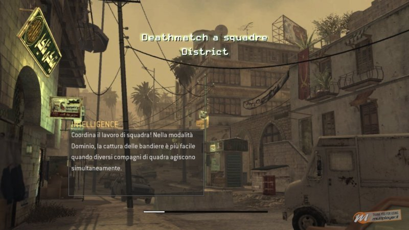 Call of Duty 4 - Speciale Multiplayer