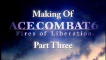 Ace Combat 6 filmato #14 Making of pt.3