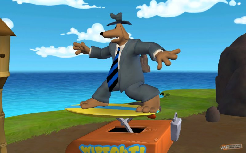 La soluzione di Sam & Max 202: Moai Better Blues