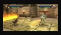 Soul Calibur Legends filmato #6 Taki vs. Siegfried