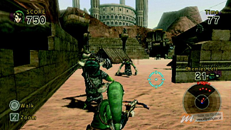 Aonuma: più FPS e Crossbow Training per Wii