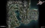 La mappa di Burnout Paradise