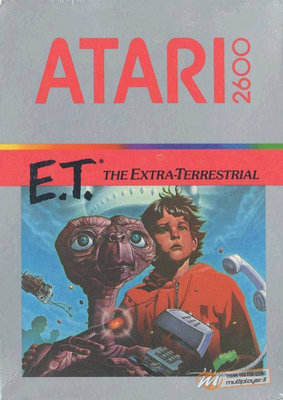 E.T.: The Extra Terrestrial