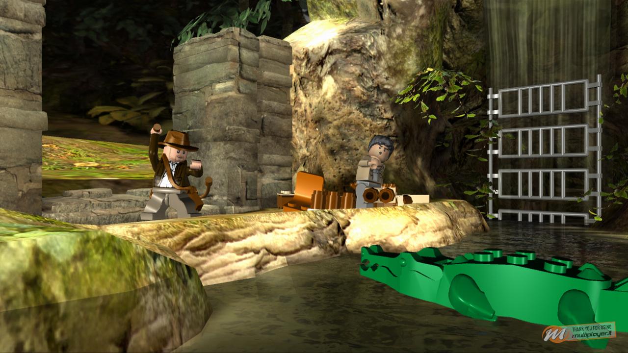 Lego Indiana Jones Le Avventure Originali Trucco Xbox 3