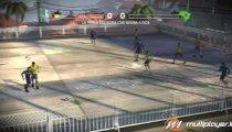 Fifa Street 3 filmato #7 Gameplay Italia vs Brasile
