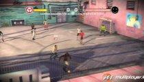 Fifa Street 3 filmato #8 Gameplay Di testa e al volo