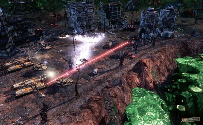 Command & Conquer 3: L'Ira di Kane - Anteprima