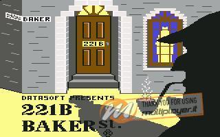 221 B Baker St.