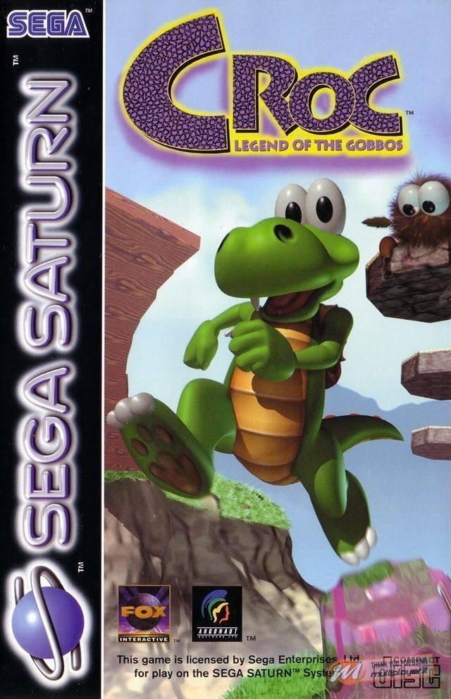 Croc: The Legend of Gobbos