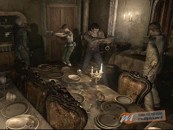 Resident Evil Zero su Wii il 22 gennaio