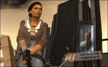 Half-Life 2: Episode Three non arriva quest'anno