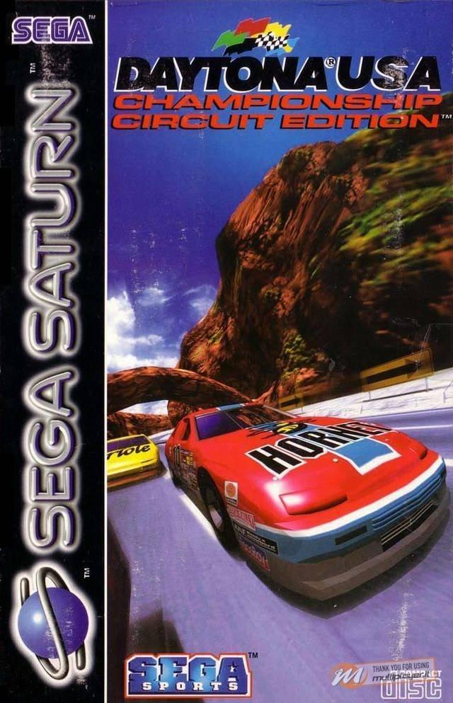 Daytona USA: Championship Circuit Edition