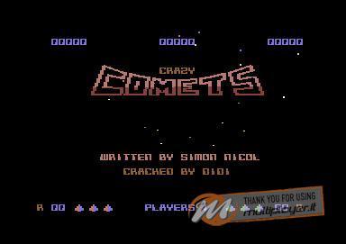 Crazy Comets
