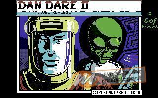 Dan Dare 2: Mekon's Revenge