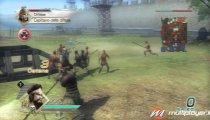 Dynasty Warriors 6 filmato #3 Assalto alle Mura