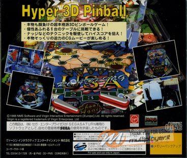 Hyper 3D Pinball ( Tilt! )