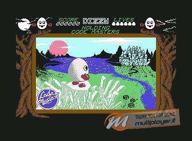 Dizzy: The Ultimate Cartoon Adventure
