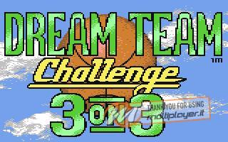 The Dream Team Challenge 3 on 3