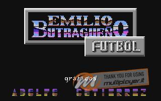 Emilio Butragueño Fútbol