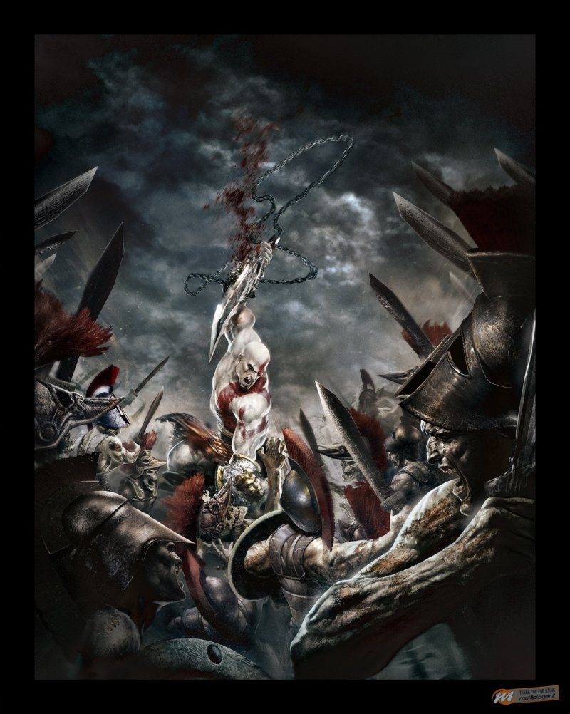 La soluzione di God of War: Chains of Olympus