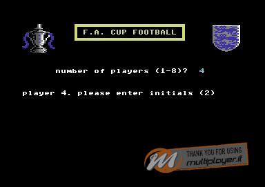 F.A Cup Football