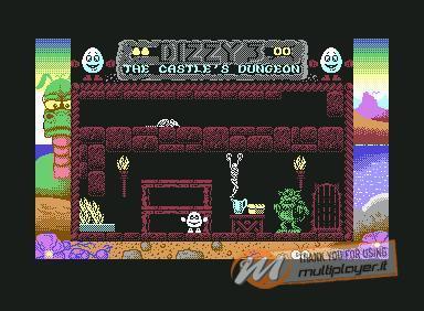 Dizzy: Fantasy World