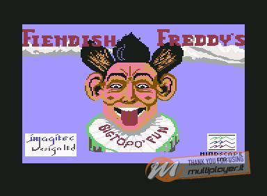 Fiendish Freddy's Big Top O' Fun