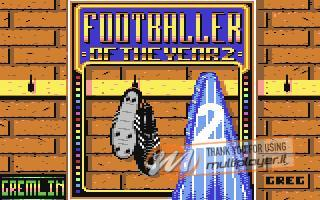 Footballer of the Year 2