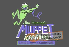 Jim Henson's Muppet Adventure No. 1: Chaos at the Carnival