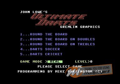 John Lowe's Ultimate Darts