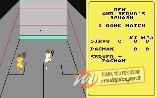 Jonah Barrington's Squash