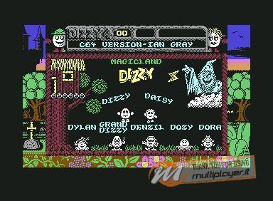 Dizzy: Magicland