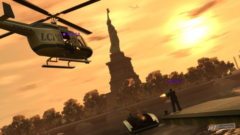Un trailer per GTA: Episodes from Liberty City su PS3 e PC
