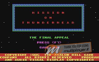Mission on Thunderhead