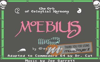 Moebius: The Orb of Celestial Harmony